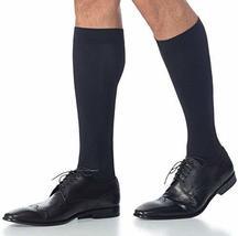 Sigvaris Midtown Grip-Top Knee Men 20-30mmHg(LS-black) - $67.96