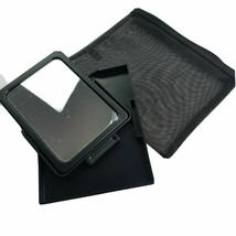 Mary Kay Travel Case Set Stand Up Mirror Make Up Mirror - $8.90