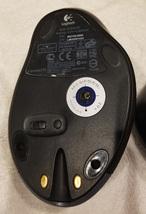 Logitech MX Laser 20x Wireless Rechargeable Laser Mouse w/ Charging Crad... - €17,53 EUR