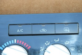 07-13 Toyota Tundra Air AC Heater Climate Control Blower Switch Panel Dash image 2