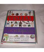 Visual Encyclopedia Dorling Kindersley Publishing 50000 Facts Figures Da... - $26.57