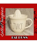 New RAE DUNN Artisan Collection Juicer JUICE LL Large Letters - $29.69