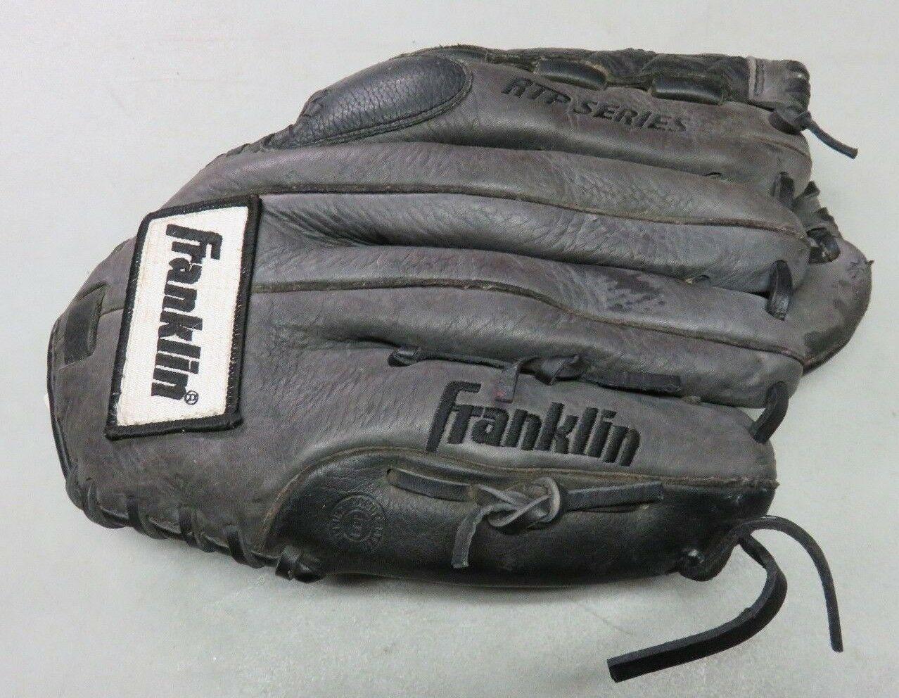 """Franklin LHT Deer Touch Glove Black 4395L RTP Series Size 12 1/2"""" Left Handed - $29.69"""