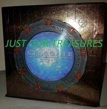 STARGATE SG-1 THE COMPLETE SERIES COLLECTOR'S BOXSET (DVD, 2008) *NEW, SEALED!!* - $299.99