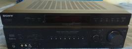 Sony STR-DE598 Doldy Digital 6 Channel Surround Sound Home Theater Receiver - $69.29