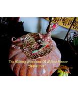 Artisan Gifts Sculpture Miniature SeaWitch Seasonal Decor - $65.00