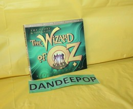 Story & Songs of the Wizard of Oz by Original Soundtrack (CD, Sep-1998, ... - $9.89