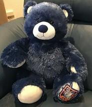 "Build A Bear 15"" Plush Star Wars Episode IV Blue/Silver Shimmery Bear EUC - $8.00"