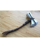 1:1 New Avengers End Game Thor Real Stormbreaker Axe Super Hero Action F... - $361.63