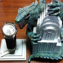 Godzilla Monster Wristwatch Limited Edition Fossil Japan - $157.77