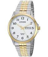 Citizen Men's BF5004-93A Quartz Stainless Steel Casual Watch - $99.00