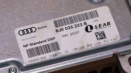 Audi TT MK2 Radio Stereo Receiver Audio Amplifier Amp 8J0035223B LEAR image 6