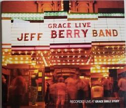 Jeff Berry Band Live Digipack Packaging Cardboard Sleeve CD - $4.95