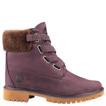 Timberland Boots A1JXM USA Made Granate