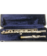 Artley USA 18-0 Student Flute with Hard Case Complete Needs Conditioning... - $39.19