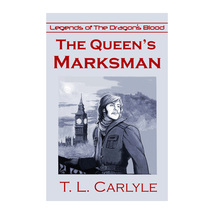 The Queen's Marksman book - $13.99