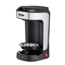 Bella BLA14436 One Scoop One Cup Coffee Maker, Black and Stainless Steel - $22.41