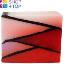 The Climb Soap Bomb Cosmetics Rose Black Pepper Rhubarb Handmade Natural New - $4.69