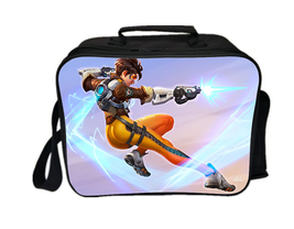Overwatch Lunch Box Summer Series Lunch Bag Fighting Tracer - $19.99
