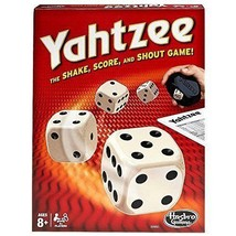 Yahtzee Game Classic Dice Rolling Strategy Kids Family Challenging Board... - $13.35