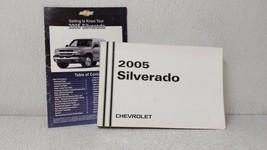 2005 Chevrolet Silverado 1500 Owners Manual 98478 - $38.62