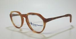 New Authentic Polo Ralph Lauren Polo 077 Havana Eyeglasses Frame 48-18-140 - $146.52