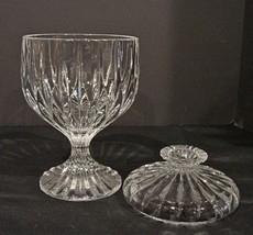Mikasa Park Lane Footed Candy Dish~ Lidded - $32.00