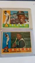 1960  super star topps baseball cards lot(5) - $252.45