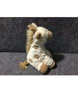 "Macy's First Impressions 8"" Tan Beige Brown Giraffe Plush Toy NWOT - $29.70"