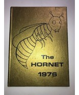 Puryear Tennessee TN Yearbook Annual K-8 THE HORNET 1976 - $14.01