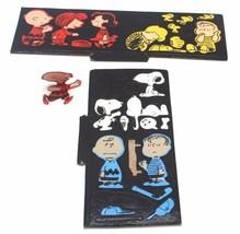 Vintage 1972 SNOOPY COME HOME  Peanuts COLORFORMS 23 Pieces - $35.99