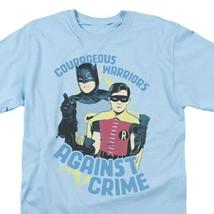 Batman and Robin TV Show T Shirt vintage DC Comics Adam West BMT107 image 2