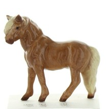 Hagen Renaker Miniature  Horse Shetland Pony Stallion Ceramic Figurine
