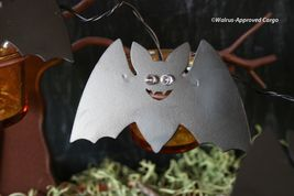 Pottery Barn Mini Bat String Lights -NIB- When It Comes To Spooky, Just Wing It! - $54.95