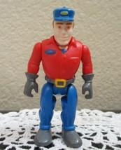 """Little Tykes Dollhouse Worker Figure 3"""" VINTAGE - $4.94"""