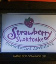 Strawberry Shortcake: Summertime Adventure (Special Edition) (Nintendo G... - $7.99
