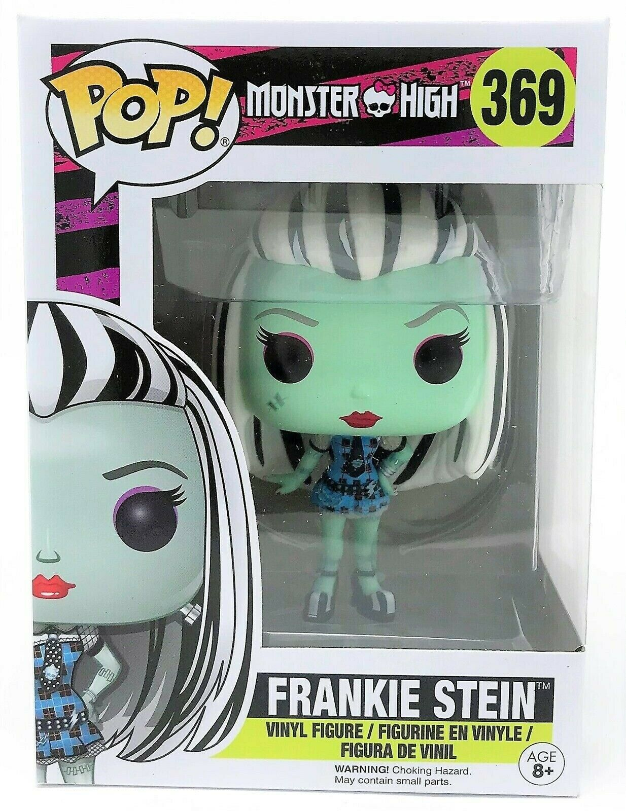 Primary image for Funko Pop! Monster High Frankie Stein Vinyle Figurine Poupée Jouet