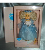 """Vogue GINNY BEAUTY (71-5610) Poseable 8"""" GINNY DOLL (1984) - needs work - $19.50"""