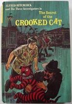 Three Investigators #13 The Secret of the Crooked Cat hardcover Robert A... - $12.00