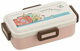Skater lunch box soft Morel made in Japan Tabi mood in the corner of the... - $30.28
