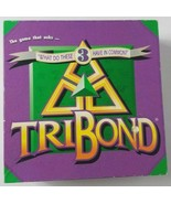 TriBond Board Game 1992 Big Fun Games Complete - $14.01