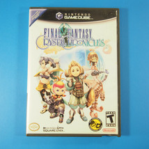 Final Fantasy: Crystal Chronicles (Nintendo GameCube GCN, 2004) - $12.70