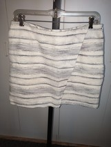 GAP LADIES 100% COTTON LINED MINI-SKIRT-8-LOOKS LIKE A WRAP-NWOT-GREAT - $7.95