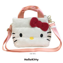 ROOTOTE BR Shoulder 2 Way Tanned Bag Sanrio Character Hello Kitty Ladies - $97.01