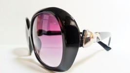 Oversized Womens Fashion Large Round Sunglasses Gradient Lenses - $8.25