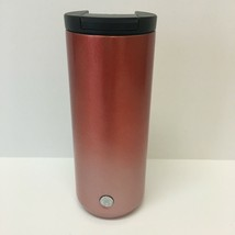 Starbucks 2020 Red Ombre Sparkle Vacuum Insulated Stainless Steel Tumble... - $21.77
