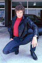 David Hasselhoff Knight Rider Kitt 18x24 Poster - $23.99