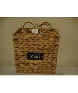 Country new Hanging MAIL Basket / Nice - $26.18
