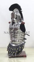 Medieval 300 roman spartan armor helmet w/ muscle jacket - $180.00