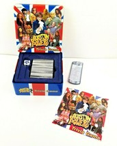 Austin Powers Trivia Game USAopoly 2002 Collectors Tin 100% Complete - $12.99